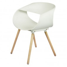 CAFA CHAIR-DF-6003(WHITE)