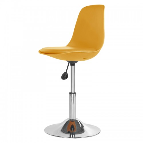 CAFE CHAIR DF-3027(ORANGE)