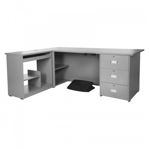 EXECUTIVE TABLE DF-551(GRAY)