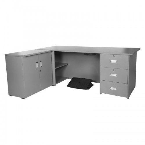 EXECUTIVE TABLE DF-552(GRAY)