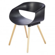 CAFÉ CHAIR DF-6003(BLACK)