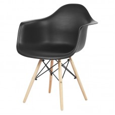 CAFÉ CHAIR DF-6004(BLACK)